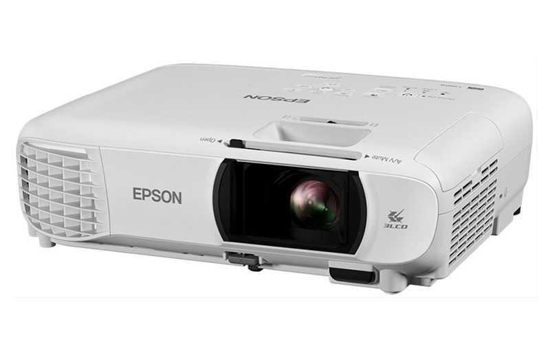 Epson EH-TW650 – Лучший бюджетный проектор