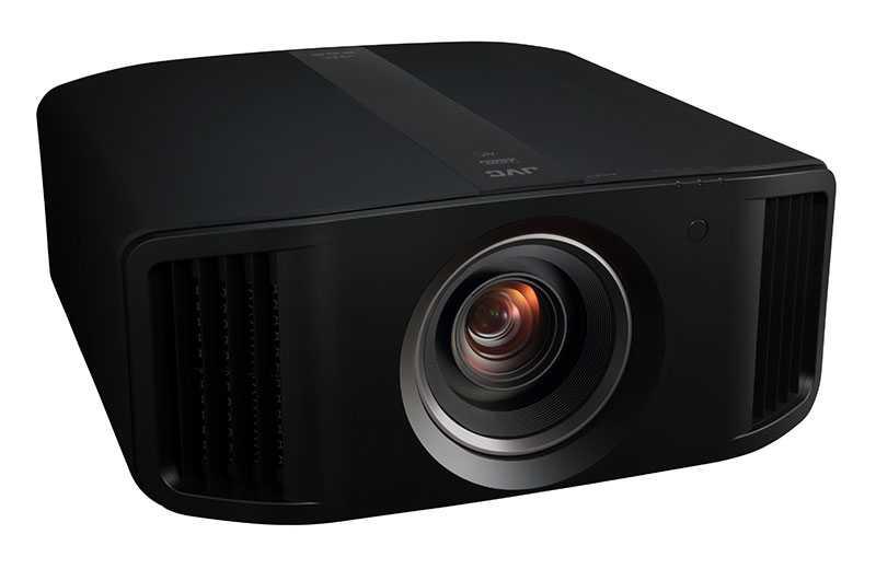 JVC DLA-N7 – Лучший проектор в целом