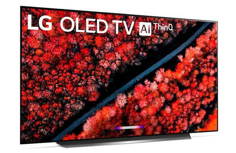 LG C9 OLED обзор
