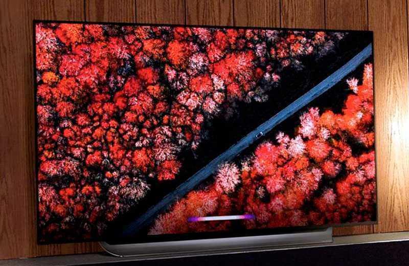 Телевизор LG C9 OLED