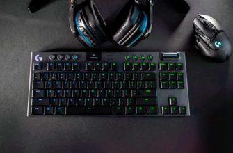 Обзор Logitech G915 TKL компактной клавиатуры — Отзывы TehnObzor