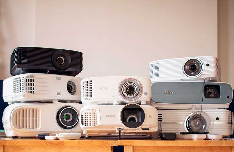 ТОП лучших проекторов для дома 2020