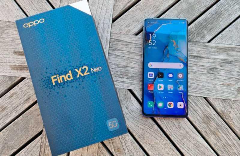 Обзор Oppo Find X2 Neo