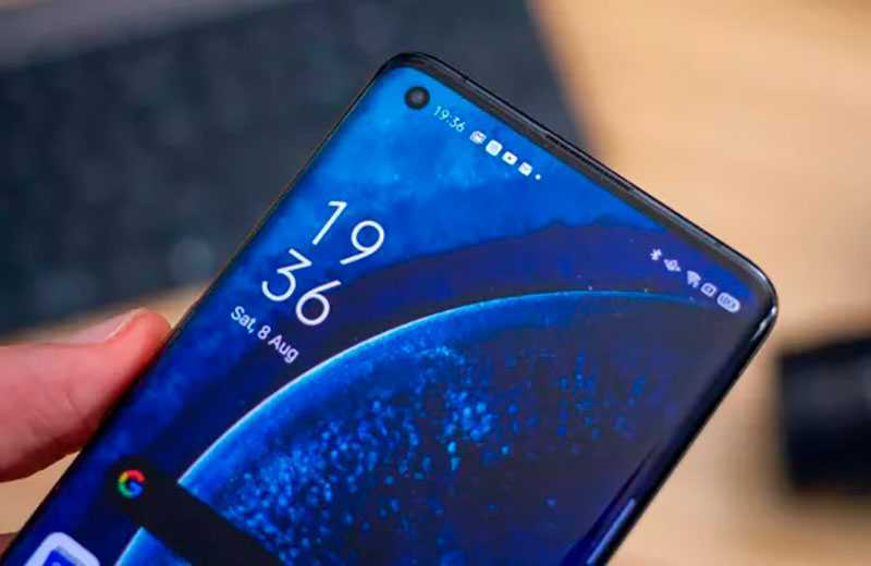Oppo Find X2 Neo дисплей