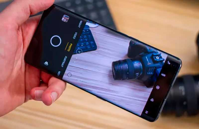 Oppo Find X2 Neo съёмка