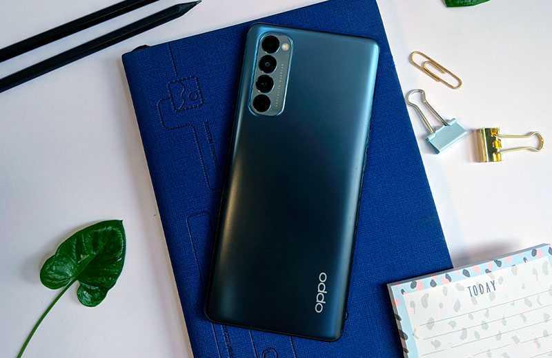 Обзор смартфона Oppo Reno 4 Pro с зарядкой 65 Вт— Отзывы TehnObzor
