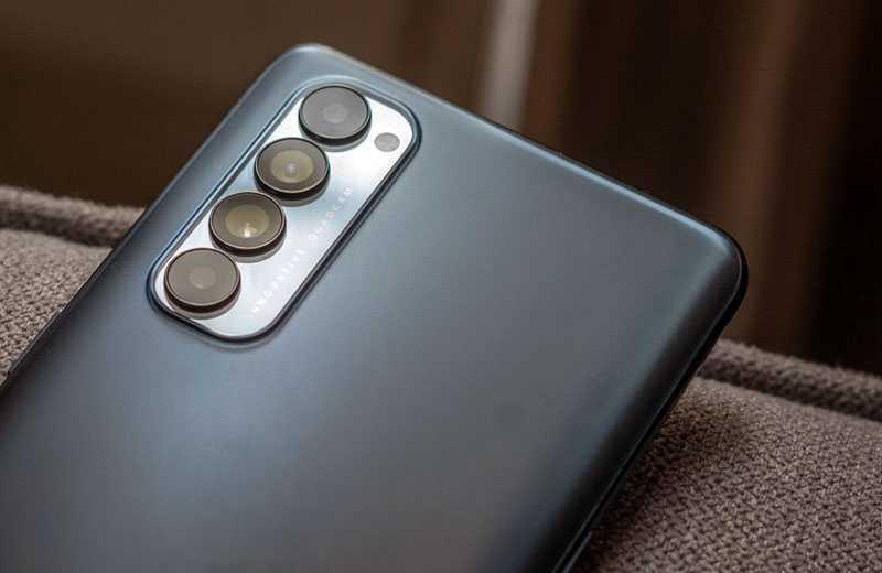 Oppo Reno 4 Pro камеры
