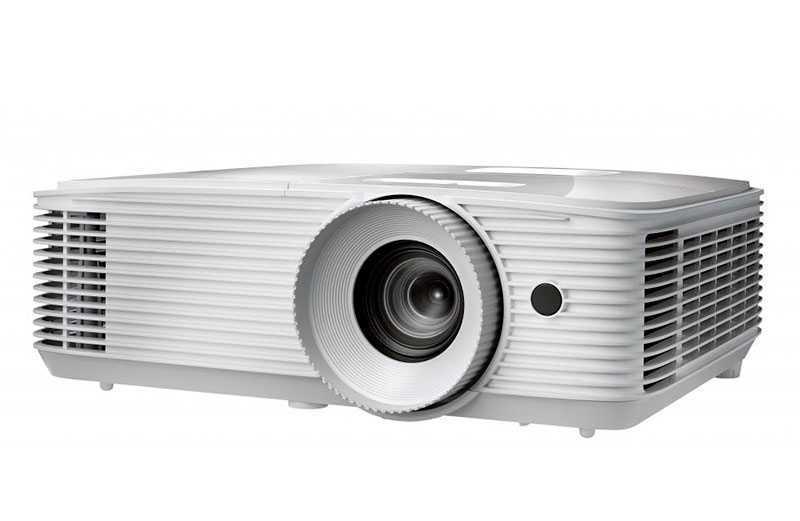 Optoma HD29H – Лучший проектор для игр