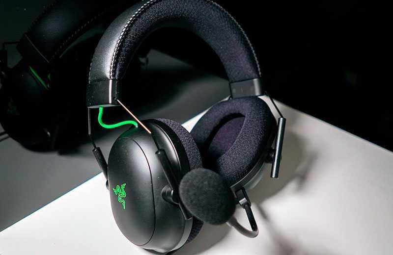 Razer Blackshark V2 звук