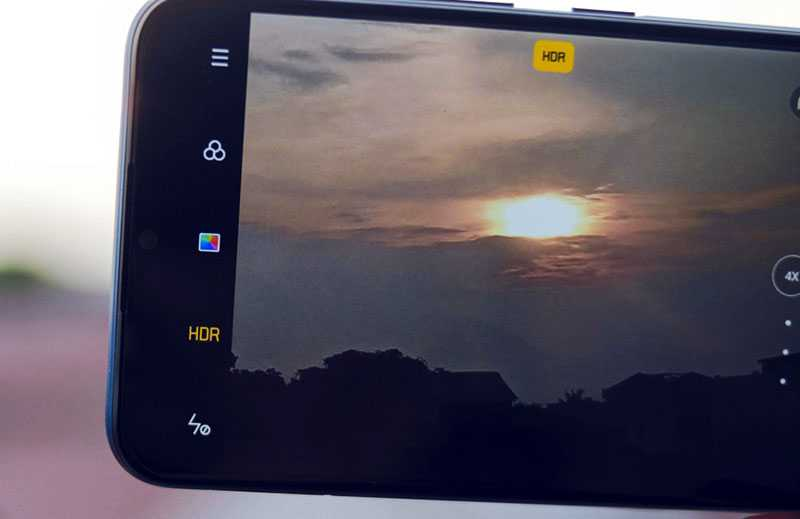 Realme C15 съёмка