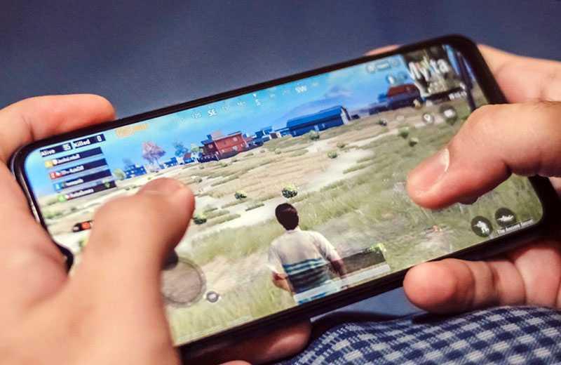 Realme C15 в играх