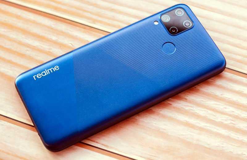 Характеристики Realme C15