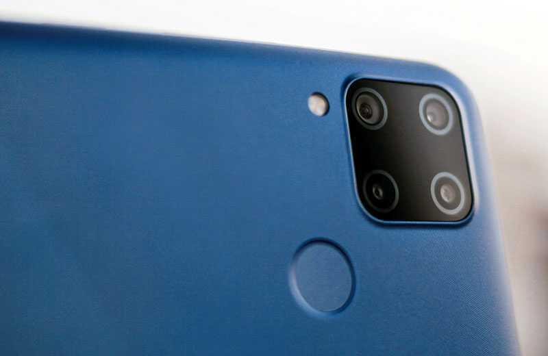 Realme C15 камеры