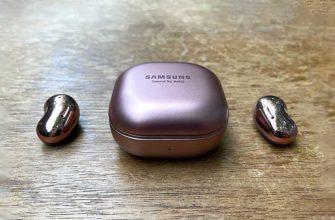 Обзор наушников Samsung Galaxy Buds Live с улучшениями — Отзывы TehnObzor