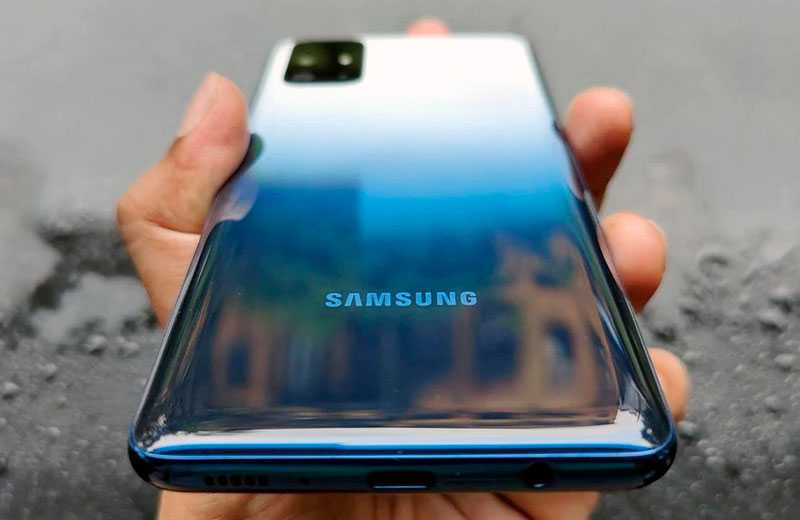 Samsung Galaxy M31s отзывы