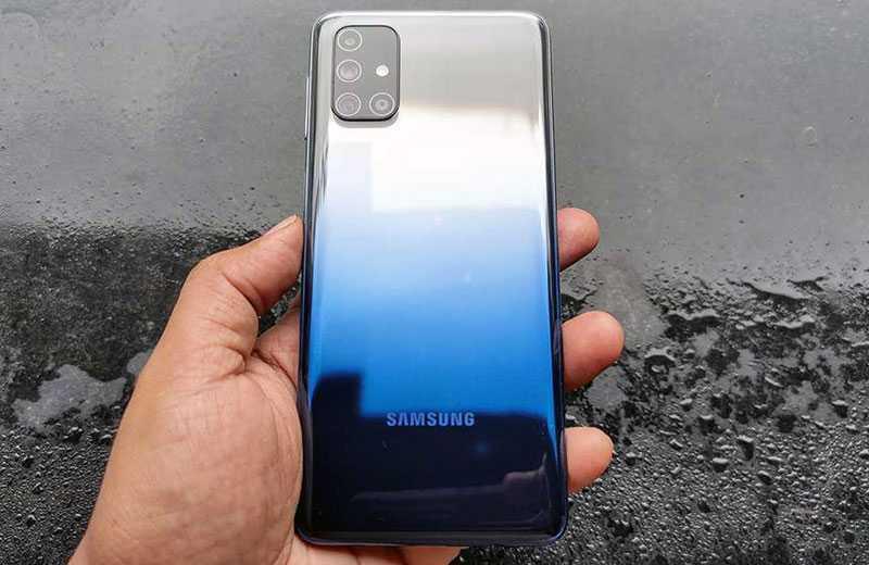 Samsung Galaxy M31s производительность