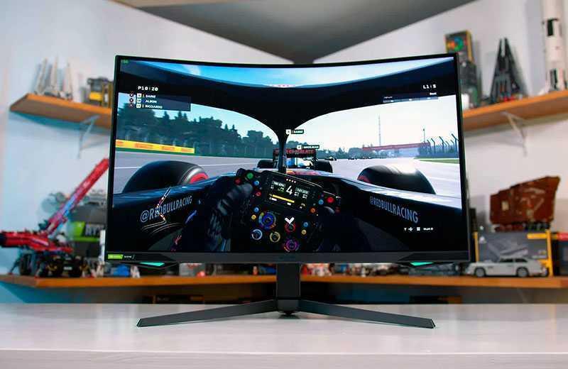 Обзор монитора Samsung Odyssey G7 с FreeSync и 240 Гц — Отзывы TehnObzor