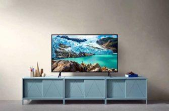 Обзор Samsung RU7100: качественная картинка и звук — Отзывы TehnObzor
