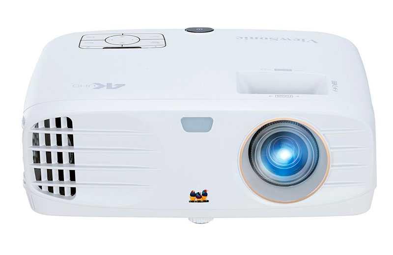 ViewSonic PX727-4K – Лучший компактный проектор