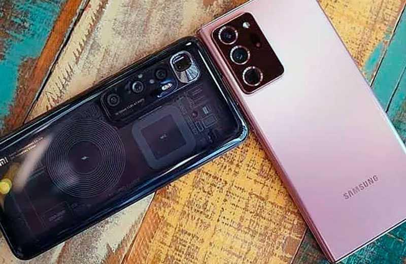 Xiaomi Mi 10 Ultra съёмка