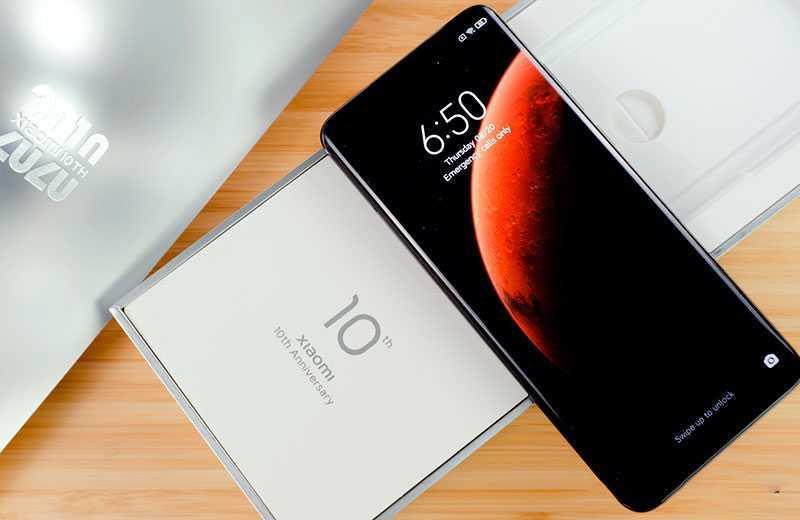 Xiaomi Mi 10 Ultra отзывы