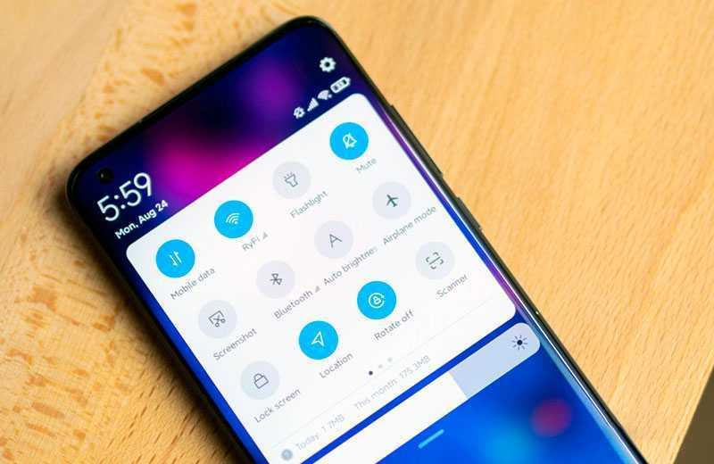 Xiaomi Mi 10 Ultra связь