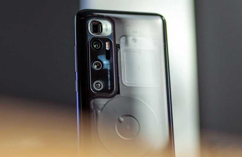 Характеристики Xiaomi Mi 10 Ultra