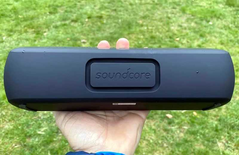 Anker Soundcore Motion+ в работе