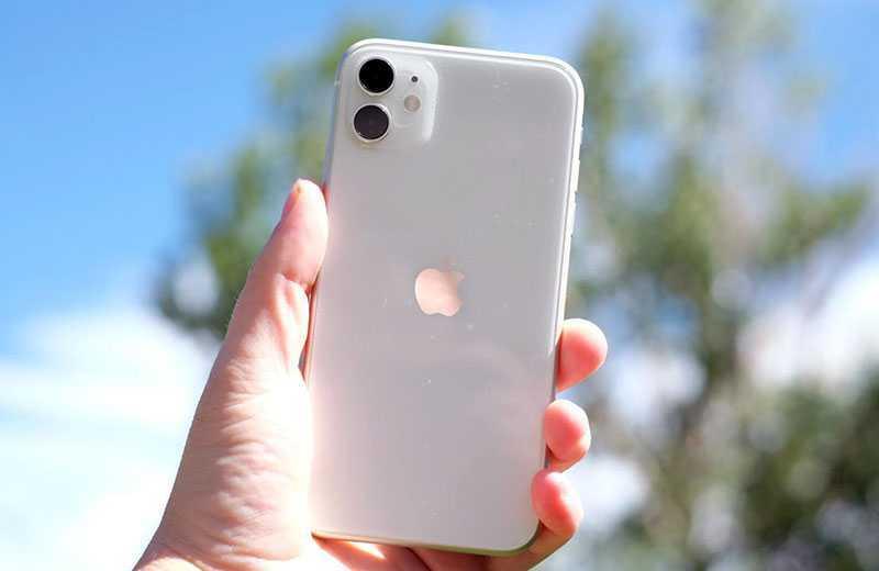Apple iPhone 11 – лучший смартфон для съёмки видео