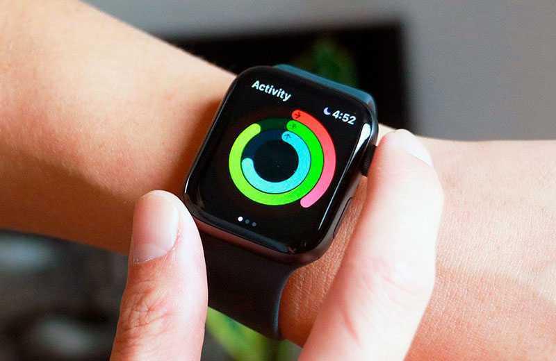 Apple Watch SE достижения