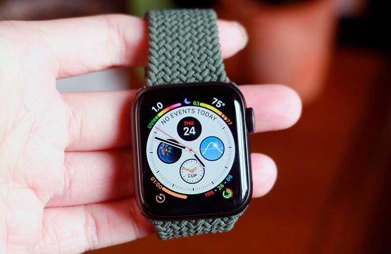 Характеристики Apple Watch SE