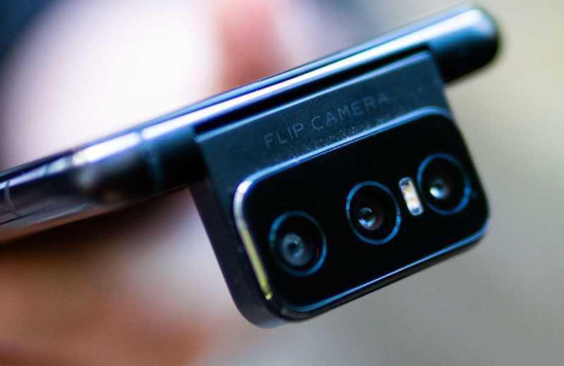 Asus Zenfone 7 Pro камеры