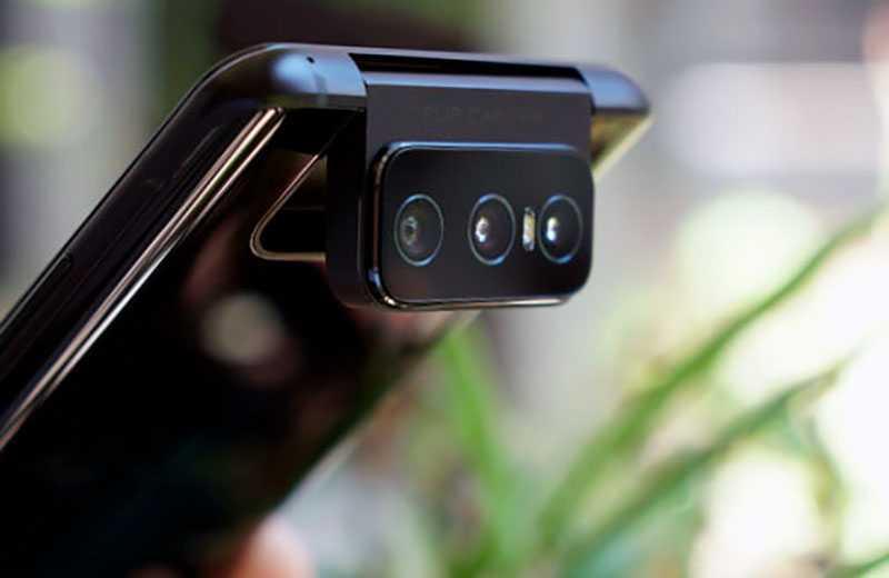 Asus Zenfone 7 Pro съёмка