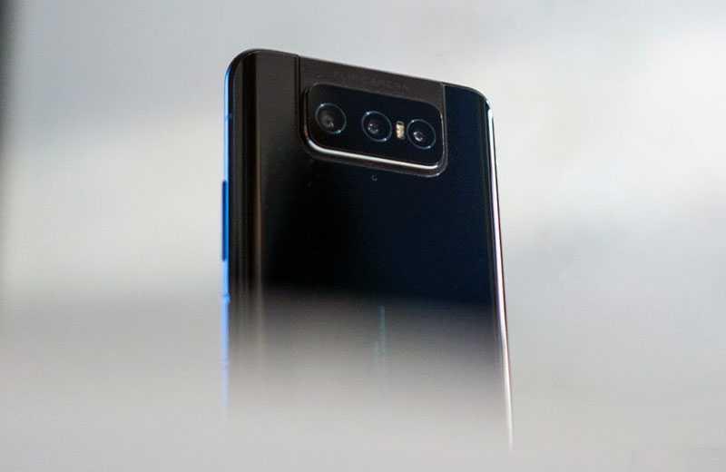 Asus Zenfone 7 Pro звук