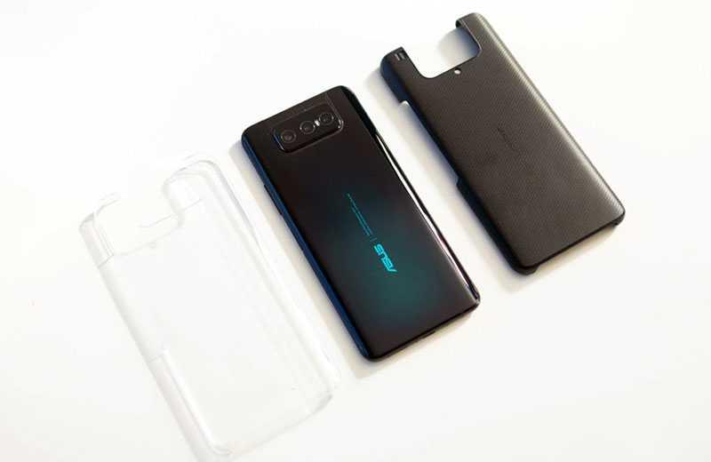 Характеристики Asus Zenfone 7 Pro