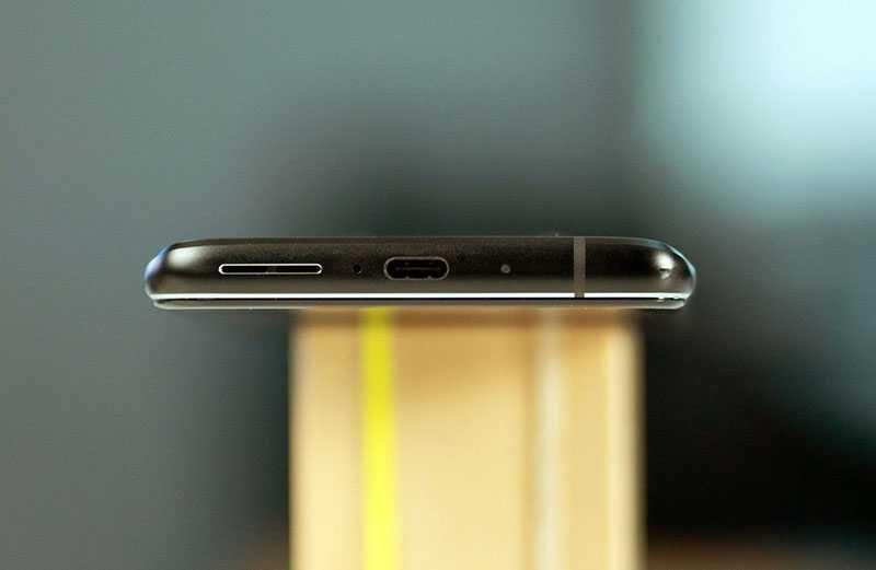 Asus Zenfone 7 Pro разъёмы