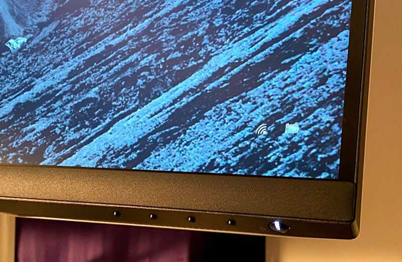 Dell S2721QS кнопки управления