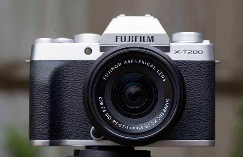 Обзор Fujifilm X-T200