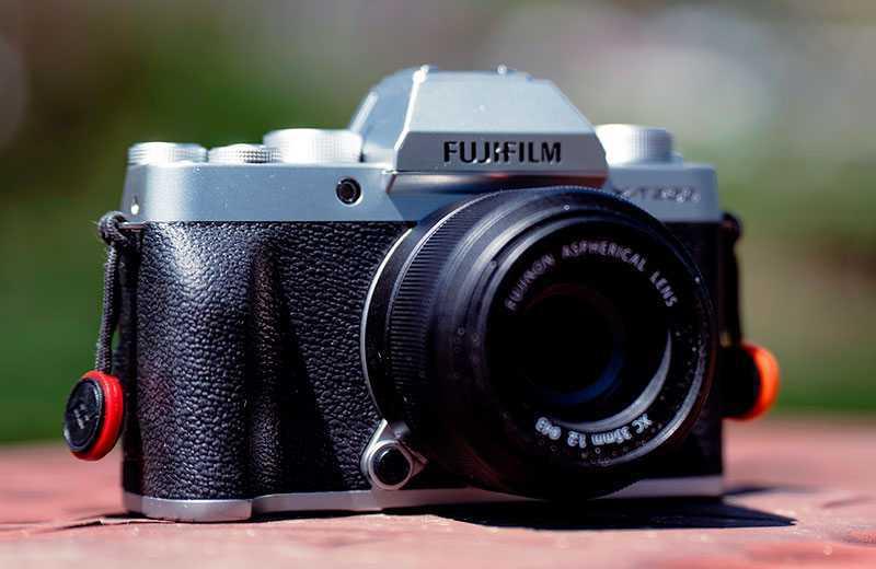 Fujifilm X-T200 в работе