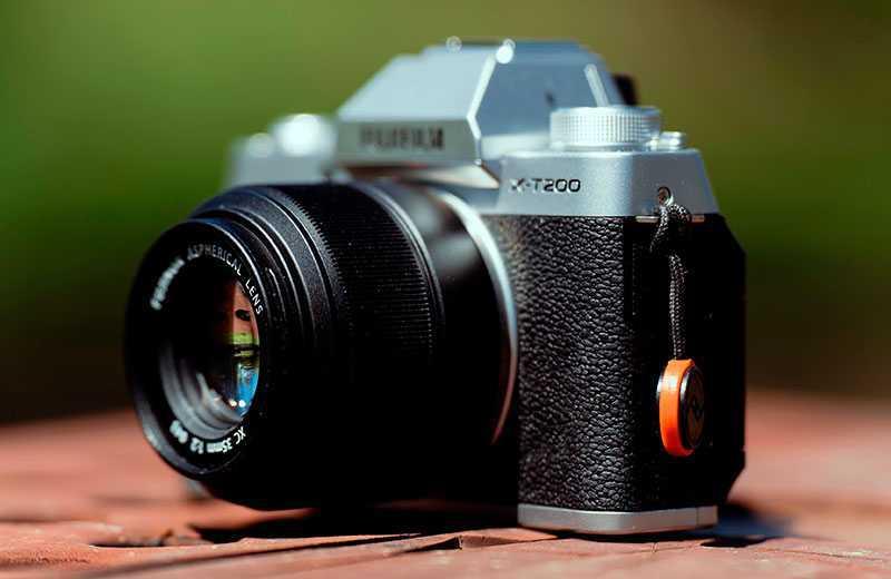 Fujifilm X-T200 ПО