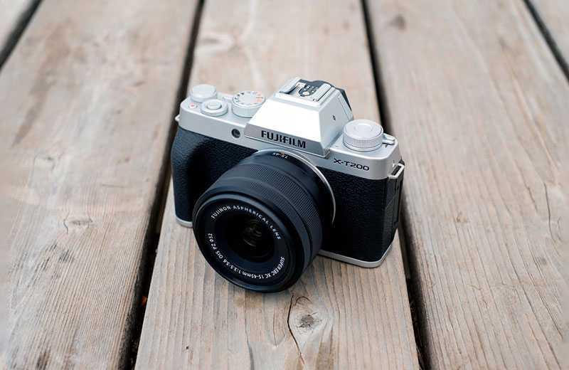 Обзор камеры Fujifilm X-T200 начального уровня — Отзывы TehnObzor