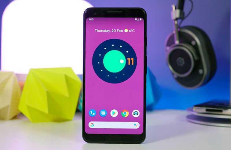 Новая ОС Android 11