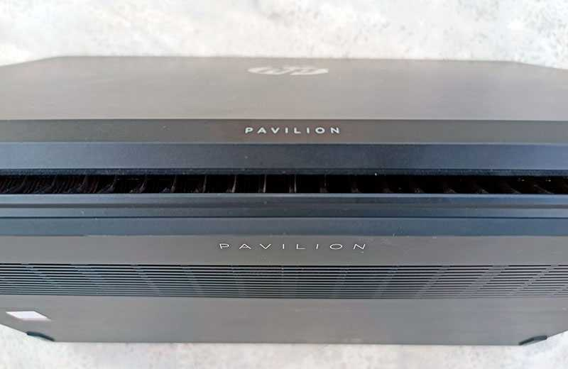 HP Pavilion Gaming 16 конструкция