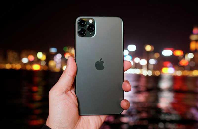 Apple iPhone 11 Pro – самый лучший камерофон 2020 года