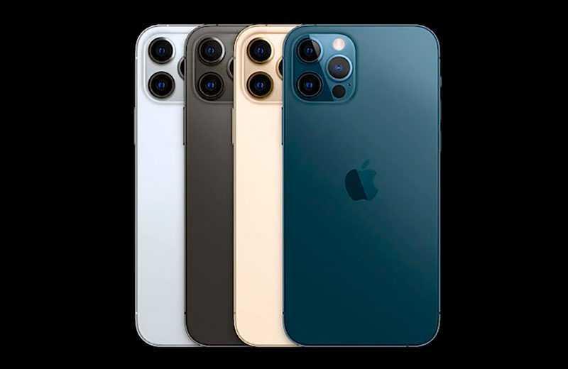 Сравнение Apple iPhone 12 Pro vs iPhone 11 Pro