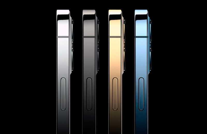 Apple IPhone 12 Pro дизайн