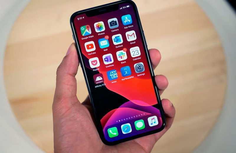Apple IPhone 12 Pro ПО