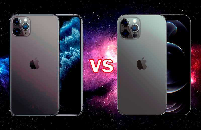 Apple iPhone 12 Pro vs iPhone 11 Pro: стоит ли обновляться? — Сравнение TehnObzor