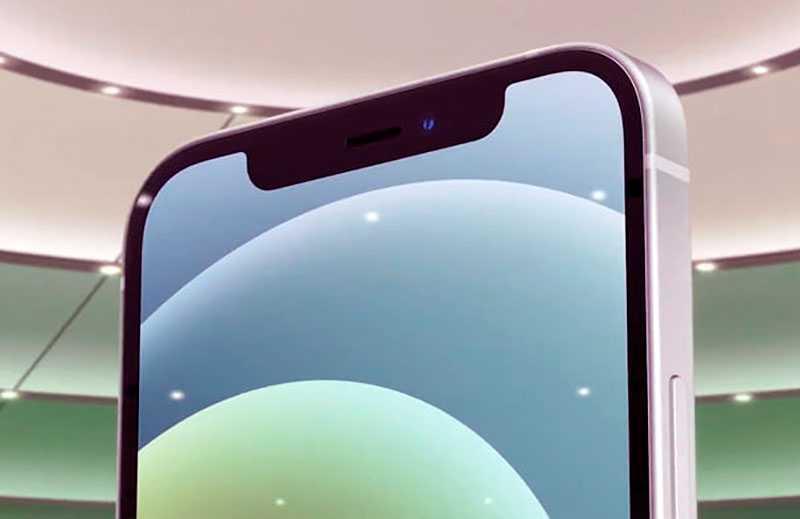IPhone 12 дизайн