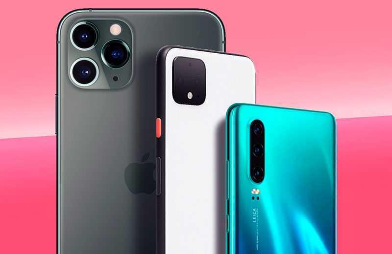 Рейтинг лучших камерофонов 2020 года – ТОП 10 от TehnObzor